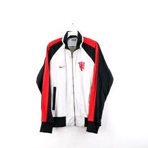 Vintage Nike Manchester United Soccer Jacket
